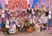 Заслужаны аматарскі калектыў народнай песні і музыкі «Крыніца», г. Дуброўна. Фотаздымак з сайта http://www.dubrovno.by
