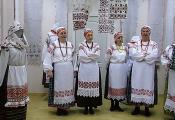 Народны фальклорны калектыў «Кудзеліца». Фотаздымак з сайта http://www.dubrovno.by