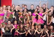 Узорны ансамбль бальнага танца «Фартуна». г. Полацк. Фотаздымак з сайта https://vk.com