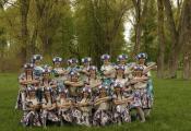 Народная студыя эстэтычнага выхавання «Калібры». г. Полацк. Фотаздымак з сайта https://vk.com