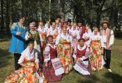 Народны фальклорны калектыў «Крыніца». Фотаздымак з сайта http://www.gztzara.by/wp-content/