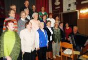 Народны клуб «Ветэран». г. п. Лёзна. Фотаздымак з сайта http://www.lioznonews.by