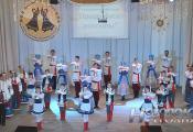 Узорны ансамбль песні і танца «Прыдзвінскія россыпы». Фотаздымак з сайта http://www.novaya.by/