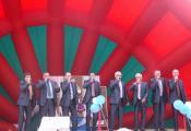 Народны мужчынскі вакальны ансамбль «Натхненне». г. Полацк. Фотаздымак з сайта http://www.polotsk-psv.by/