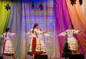Расонскі ўзорны фальклорны ансамбль «Нежачкі». Фотаздымак з сайта http://www.rossonka.by