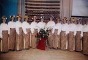 Удзельніцы ансамбля «Беларусачка». Фотаздымак з сайта http://gdkorsha.ru
