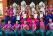 Узорны ансамбль эстраднага танца «ВІ-ЗА-ВІ». г. Орша. Фотаздымак з сайта http://festival.belrus.ru