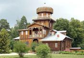 Музей-сядзіба І. Я. Рэпіна. Фотаздымак з сайта https://www.belarus.by