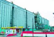 Элеватар КУП «Лёзненская хлебная база». г. п. Лёзна. Фотаздымак з сайта http://www.lioznonews.by