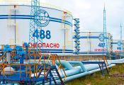 ААТ «Нафтан». Таварна-сыравінны цэх. Фоатаздымак з сайта http://www.naftan.by
