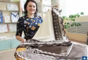 На фабрыцы мастацкіх вырабаў у Оршы ствараюць унікальныя рэчы ручной работы. Фатаграфія з сайта http://www.orshanka.by/