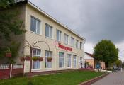 Універмаг, г. п. Бешанковічы. Фатаграфія з сайта http://www.fotobel.by