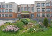 Сярэдняя школа № 1 г. п. Бешанковічы. Фатаграфія з сайта http://beshenkovichi-edu.by/