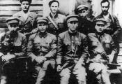 Група каманднага складу партызанскай брыгады «Спартак»