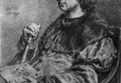 Аляксандр Казіміравіч Ягелон (Aleksander Jagielloczyk), вялікі князь Літоўскі. Выява з сайта http://lemur59.ru