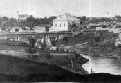 Друя ў пачатку ХХ ст. Паштоўка