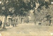 Лепель. Дваранская вуліца. Фатаграфія з сайта http://ingreen.by