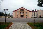 Горад Міёры. Дом культуры. Фотаздымак з сайта http://foto-planeta.com
