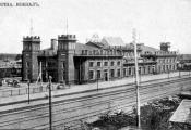 Орша. Чыгуначны вакзал. Фатаграфія з сайта http://nailizakon.com
