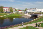 Орша. Сучасны выгляд горада. Фатаграфія з сайта http://rtv-medveditsa.livejournal.com