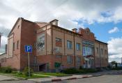 Гарадскі пасёлак Шаркаўшчына. «Беларусбанк». Фатаграфія з сайта http://www.fotobel.by
