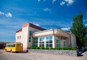 Гарадскі пасёлак Ушачы. Аўтавакзал. Фотаздымак з сайта http://photogoroda.com