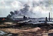 Віцебск 11 ліпеня 1941 года. Фота з сайта https://wwii.space