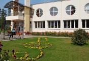Санаторый «Баравое». Докшыцкі раён. Фотаздымак з сайта www.sanatorium-borovoe.by