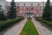 Глыбоцкая цэнтральная раённая бальніца. Фотаздымак з сайта http://crb-glubokoe.by