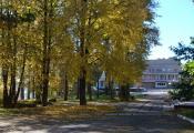 Лепельскі ваенны санаторый, Лепельскі раён. Фотаздымак з сайта http://lepelsan.by