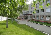 Лёзненская цэнтральная бальніца. Фотаздымак з сайта http://www.lioznonews.by
