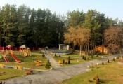 Санаторый «Лясныя азёры», Ушацкі раён. Фатаграфія з сайта  http://belarusgid.by