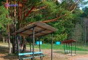 Санаторый «Лётцы». Пляж. Фатаграфія з сайта  http://www.sanatorii.by