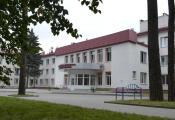 Наваполацкая цэнтральная гарадская бальніца. Фотаздымак з сайта http://www.novaya.by/