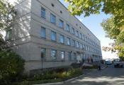 Полацкая стаматалагічная паліклініка. г. Полацк. Фотаздымак з сайта http://polmed.by