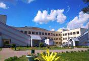 Абласны дзіцячы рэабілітацыйны аздараўленчы цэнтр «Ветразь». Фотаздымак з сайта http://uzodrocvetraz.by/
