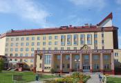 УАЗ «Віцебскі абласны клінічны анкалагічны дыспансер». Фота з сайта http://www.vitavtomatika.by