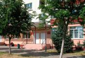 Дзіцячая паліклініка № 1 г. Орша. Фатаграфія з сайта http://orshamed.by/