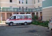 Станцыя хуткай медыцынскай дапамогі, г. Орша. Фатаграфія з сайта http://orshamed.by/