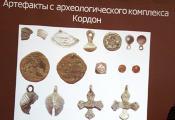 Артэфакты з археалагічнага комплексу Кардон. Фота з сайта http://www.shumilino.by