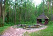 Крыніца Акмяніца, Браслаўскі раён. Фотаздмык з сайта http://www.fotobel.by/