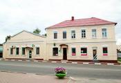Забудова вуліцы Леніна, дом № 13, г.Глыбокае. Фотаздымак з сайта http://spadchyna.glubmusej.by