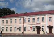Забудова вуліцы Леніна, дом № 40, г.Глыбокае. Фотаздымак з сайта http://spadchyna.glubmusej.by