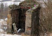 Руіны культавага скаплення (ахель) у аграгарадку Камень. Фотаздымак з сайта http://blukach.lepel.by
