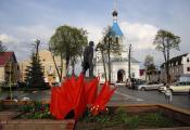 Забудова Плошчы Леніна. Фотаздымак з сайта http://postavy.vitebsk-region.gov.by/