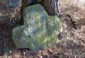 Старажытны каменны крыж у в. Сакалянка. Фотаздымак  з сайта http://www.fotobel.by