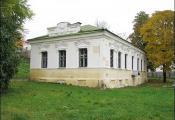 Дом Пятра I. г. Полацк. Фотаздымак з сайта https://www.radzima.org