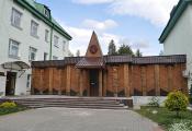 Музей прыроды Бярэзінскага біясфернага запаведніка. Фотаздымак з сайта http://museums.by
