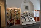 Зала «Памяць». Лёзненскі ваенна-гістарычны музей. Фотаздымак з сайта http://museums.by/