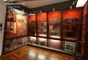 Экспазіцыйныя залы музея Обальскага камсамольскага падполля. Фота з сайта https://ekskursii.by